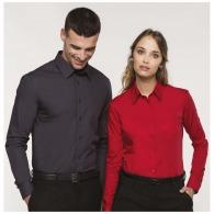 Chemises manches longues personnalisée