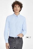 Chemises manches longues avec personnalisation
