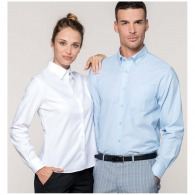 Chemises manches longues avec logo