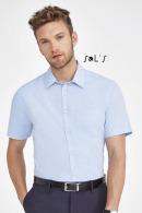 Chemises manches courtes publicitaire