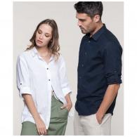 Chemises loisirs personnalisable