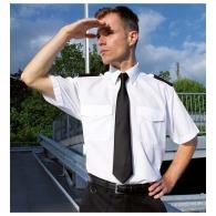 Chemise manches courtes pilote Premier