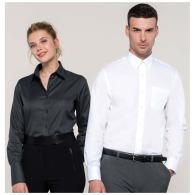Long sleeve shirt without ironing