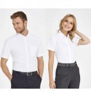 Chemises manches courtes customisée