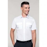 Chemises pilote avec marquage