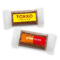 Chocolat - mini tablette 5g