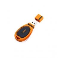 Clé USB doming avec marquage