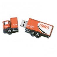 Custom made 3d pvc flash drive - tahère