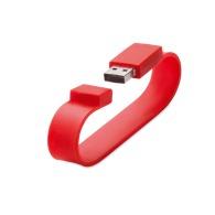 Clé usb publicitaire bracelet 8Go