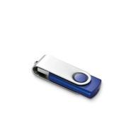Clé usb avec bouchon rotatif et clé Twister avec marquage
