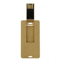 Carte clé USB avec marquage