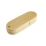 Clé usb avec bouchon rotatif et clé Twister personnalisée