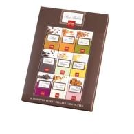 Coffret 18 mini-tablettes - 9 goûts