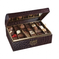 Coffret croco 48 chocolats assortis