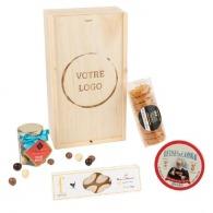 Coffret france gourmandises