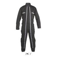 Combinaison workwear double zip unisexe sol's - jupiter pro - 80901