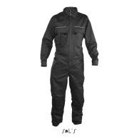 Combinaison workwear simple zip unisexe sol's - solstice pro - 80902