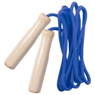 Coloured skipping rope
