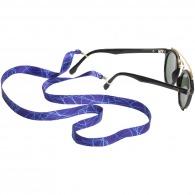 Cordon de lunettes personnalisable quadri