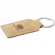 Cork key ring porte-clés