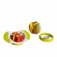 Coupe-pommes et mangues