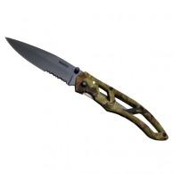 Couteau pliant camouflage