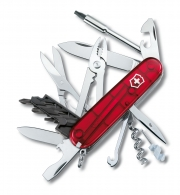 Couteau suisse victorinox cyber tool 34
