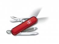 Couteaux suisses Victorinox avec lampe customisé