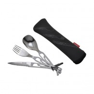 5-function cutlery with cover
