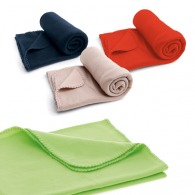 Basic fleece blanket