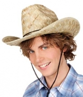 COW BOY DALLAS PAILLE ADULTE  | CF610504