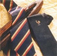 Cravate personnalisée en soie en fabrication spéciale