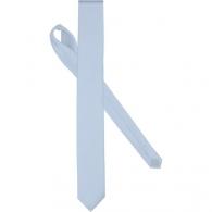 Cravate publicitaire fine