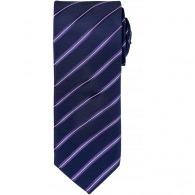 Cravate personnalisable Rayée Sport