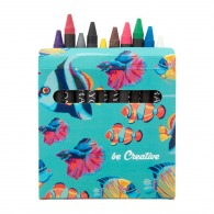 Set de 12 pastels quadri