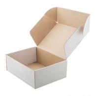 Boîte personnalisée d'envoi en carton 24x17x8cm