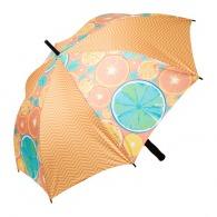 Parapluie personnalisable full quadri