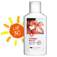 Crème solaire personnalisable 50ml