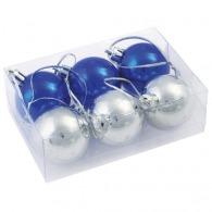 Lot de 6 mini-boules