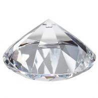 Presse-papier personnalisable diamant 8cm