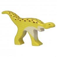 Dinosaure personnalisable en bois - staurikosaurus