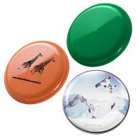 Frisbee logoté classique 21cm