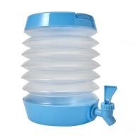 Distributeur de boisson pliable en plastique