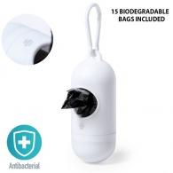 Distributeur de sacs animaux antibactérien