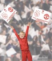 Drapeaux de supporters publicitaire