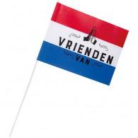 Moyen drapeau en papier a4