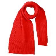 Écharpe personnalisée tricot couleur