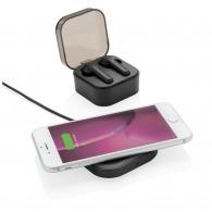 Ecouteurs Bluetooth avec chargeur sans fil