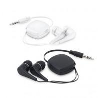 Écouteurs rétractables