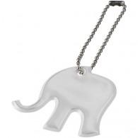 Éléphant réfléchissant à accrocher